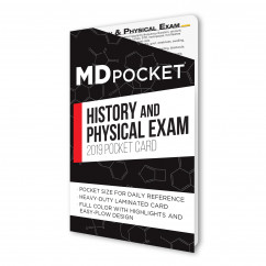 History & Physical Exam Card