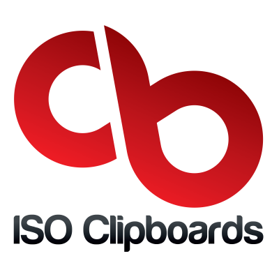 ISO Clipboards