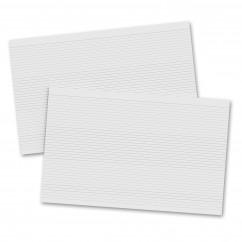 2 Pack - Horizontal 17 x 11 MDF Clipboard Notepad