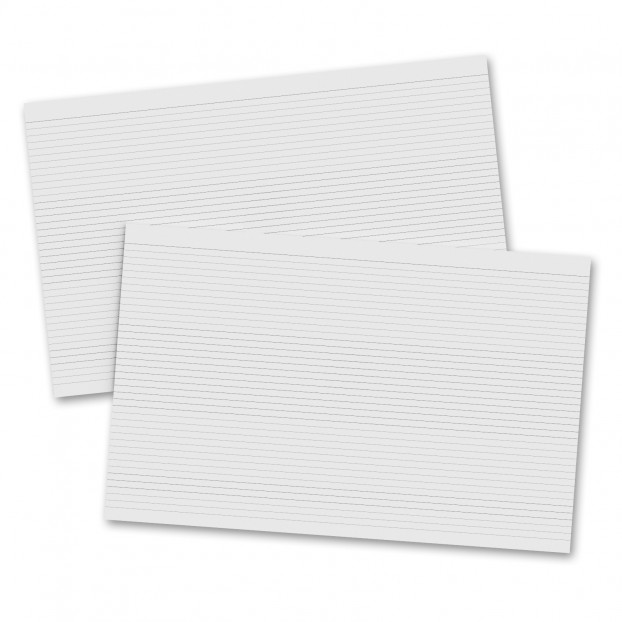 2 Pack - Horizontal 17 x 11 MDF Clipboard Notepad