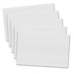 5 Pack - Horizontal 17 x 11 MDF Clipboard Notepad