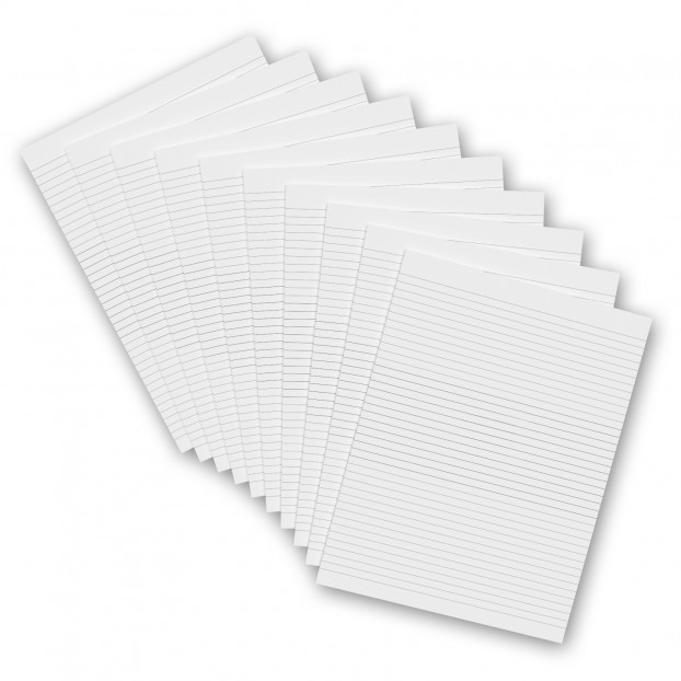 10 Pack - 8.5 x 11 Notepads