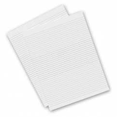 2 Pack - 8.5 x 11 Notepads