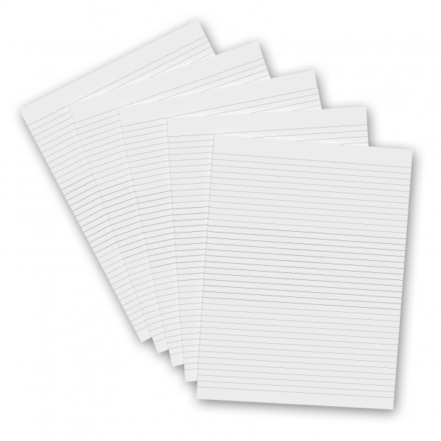 5 Pack - 8.5 x 11 Notepads