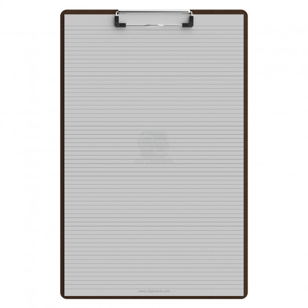 Vertical Ledger 11 x 17  MDF Clipboard