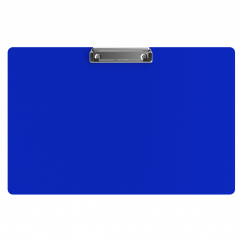 Aluminum 17 x11 Ledger Clipboard - Blue