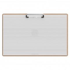 Horizontal Ledger 17 x 11 MDF Clipboard