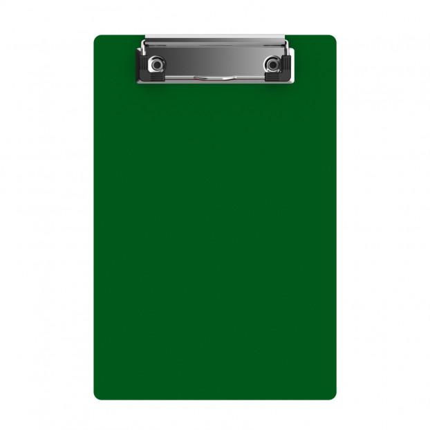 "Acrylic Memo Sized 6"" x 9"" Clipboard - Green"
