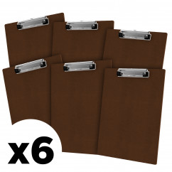 Letter Size 8.5 x 11 HDF 6-Pack