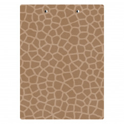 MDF Essential Giraffe Clipboard