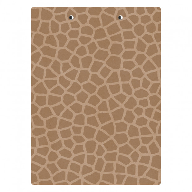 MDF Essential Giraffe Clipboard