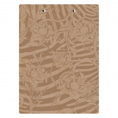 MDF Essential Floral Clipboard