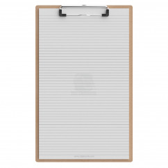 Legal Size 8.5 x 14 MDF Clipboard