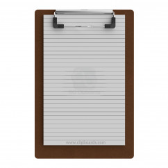 Memo Size 5 x 8 HDF 100mm Clipboard