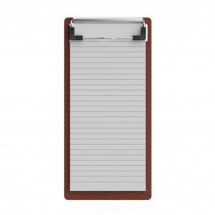 Sedona Red MDF Server Clipboard