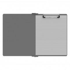 RightFolding Ledger ISO Clipboard |Silver