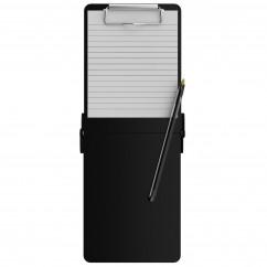 Folding Server ISO Clipboard | Black
