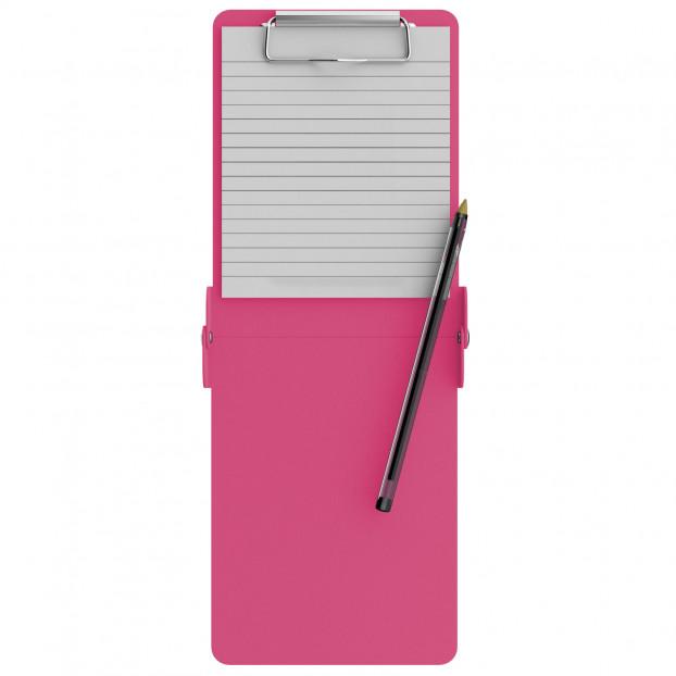 Folding Server ISO Clipboard | Pink