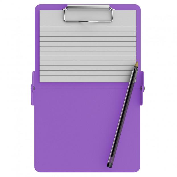 Lilac Mini ISO Clipboard