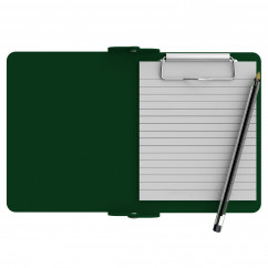 Green Mini Novel ISO Clipboard