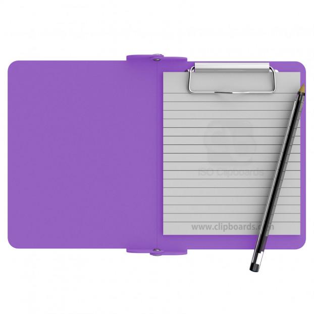 Lilac Mini Novel ISO Clipboard