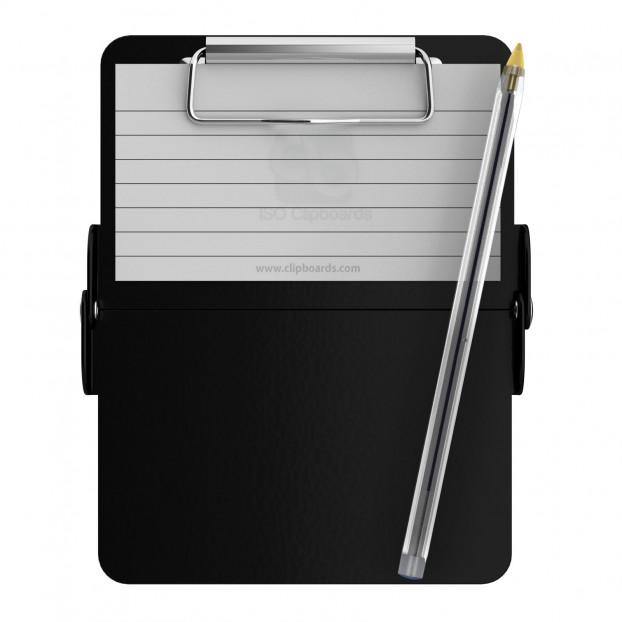 Nano ISO Clipboard   Black