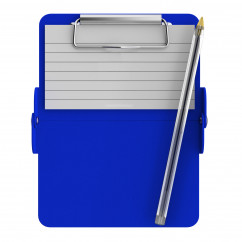 Nano ISO Clipboard | Blue