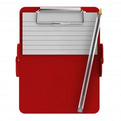 Nano ISO Clipboard | Red