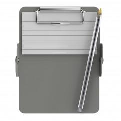 Nano ISO Clipboard   Silver