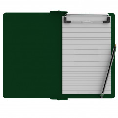 Folding Memo ISO Clipboard | Green