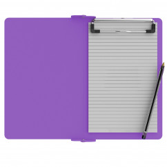 Folding Memo ISO Clipboard | Lilac