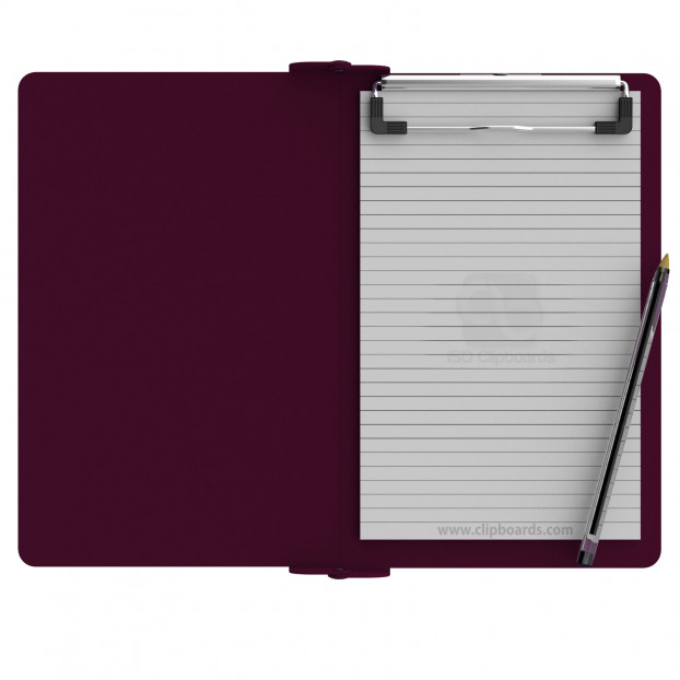 Folding Memo ISO Clipboard | Wine