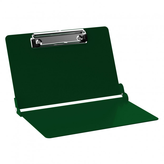 Green ISO Clipboard - Slightly Damaged