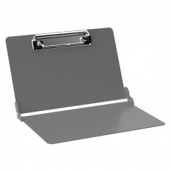 Silver ISO Clipboard - Slightly Damaged
