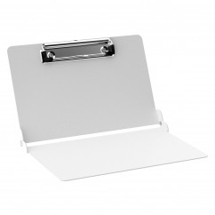 White ISO Clipboard - Slightly Damaged