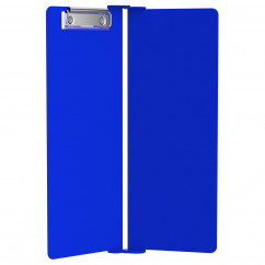 Blue Vertical ISO Clipboard