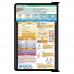 WhiteCoat Clipboard - BLACK - Nursing Edition