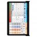 WhiteCoat Clipboard - Blackout - Care & Communication Edition