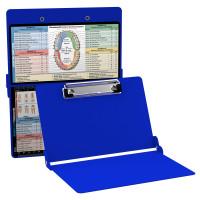 WhiteCoat Clipboard - BLUE - Dental Edition
