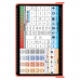 WhiteCoat Clipboard - Coral - Care & Communication Edition