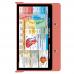 WhiteCoat Clipboard - Coral - Veterinary Medicine Edition