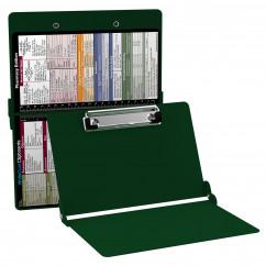 WhiteCoat Clipboard - GREEN - Pharmacy Edition