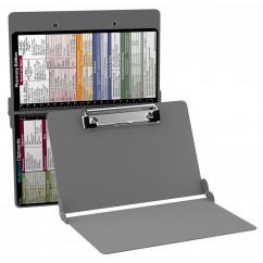 WhiteCoat Clipboard - SILVER - Pharmacy Edition