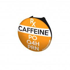 Prescription CaffeineStethoscope Button