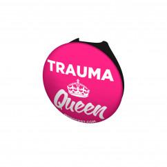 Trauma QueenStethoscope Button