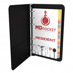 MDpocket Resident Edition Binder - 2018