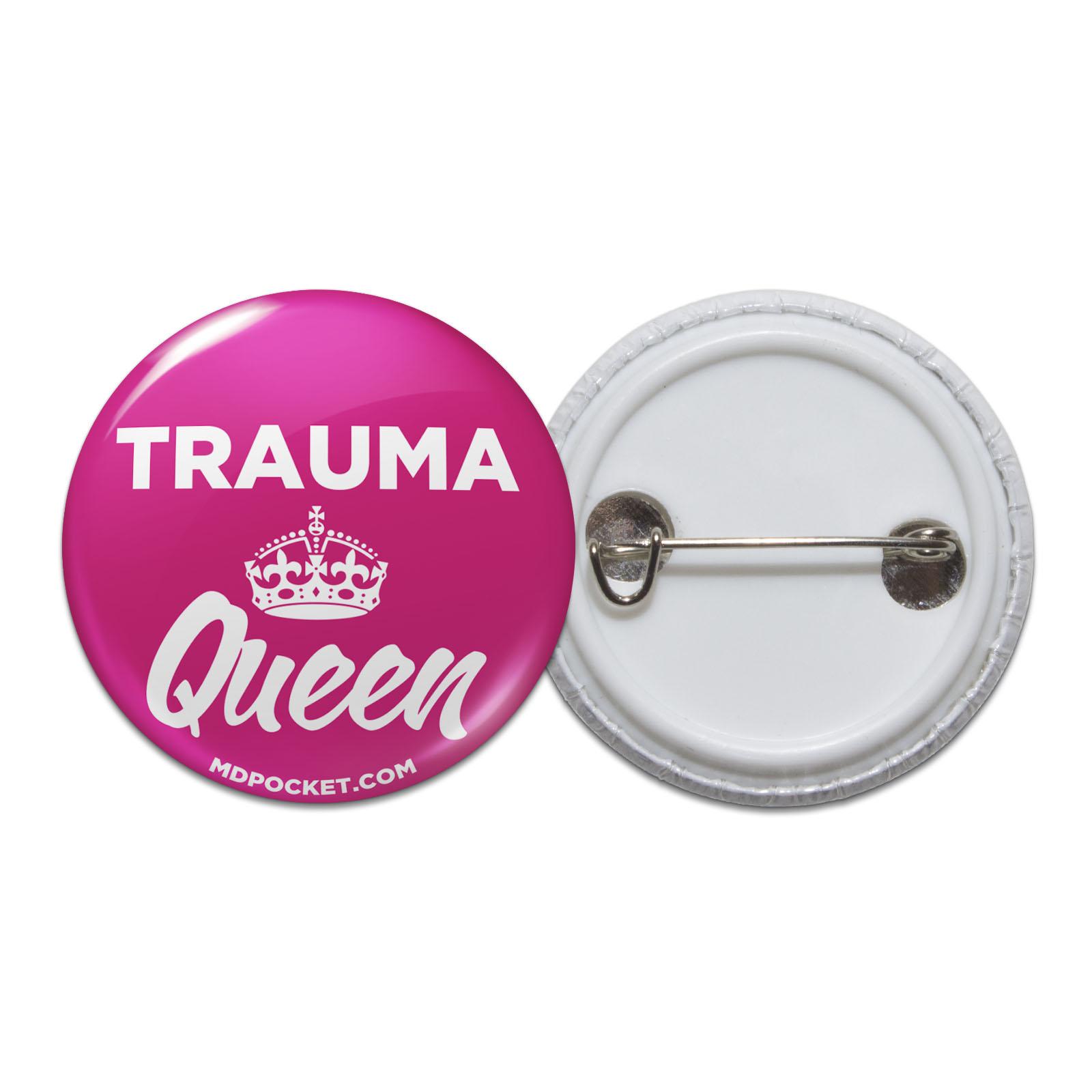 QUEEN Custom Pin Buttons