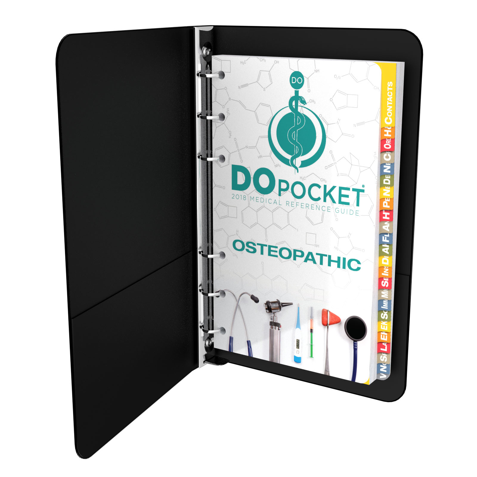 DOpocket Osteopathic Binder